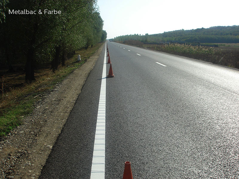 type II road marking; horinzotal road marking signs; road traffic signs; road safety; street signs; playground markings games; asphalt game; thermoplastic road marking paint; thermoplastic materials; parking lot paint; bicycle track