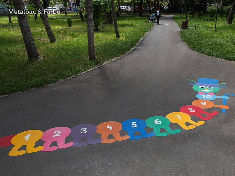 thermoplastik Fahrbahnmarkierung; Spielplätz; Spiele für Kinder; kinderspielplatz; Spiele im Freien; thermoplastische-thermoplastik Straßenmarkierung; Lernspiele; Mathe-Spiele; sonnensystem; Krokodil-Spiele; Schildkröte; Schlange spiel