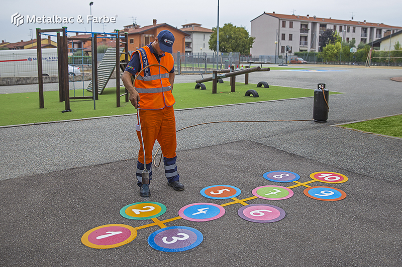 playground markings games; playground games for kids; outdoor play; math games; school yard games; educational games; asphalt games; interactive games; road markings signs; road traffic signs; turtle games; crocodile games