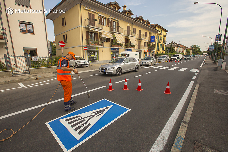 road marking signs; road traffic signs; road safety; street signs; parking lot striping paint; pedestrian crossings; preformed thermoplastic road marking; road marking paint; playground markings games; playground games for kids