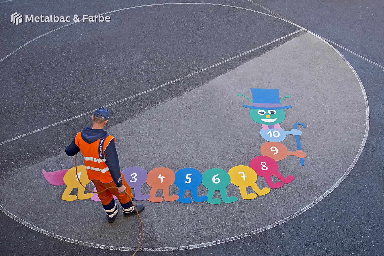 giochi per bambini da esterno; giochi di dinosauri; giochi di animali; giochi matematici all'aperto; parco giochi; giochi di draghi; segnali stradali; cartelli stradali; gioco campana; gioco labirinto; gioco serpente; gioco coccodrillo